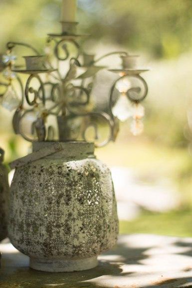 Photophore chandelier et lanterne